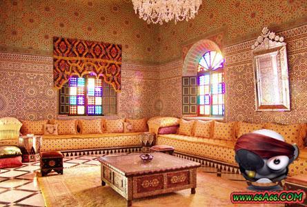 ديكورات مغربية