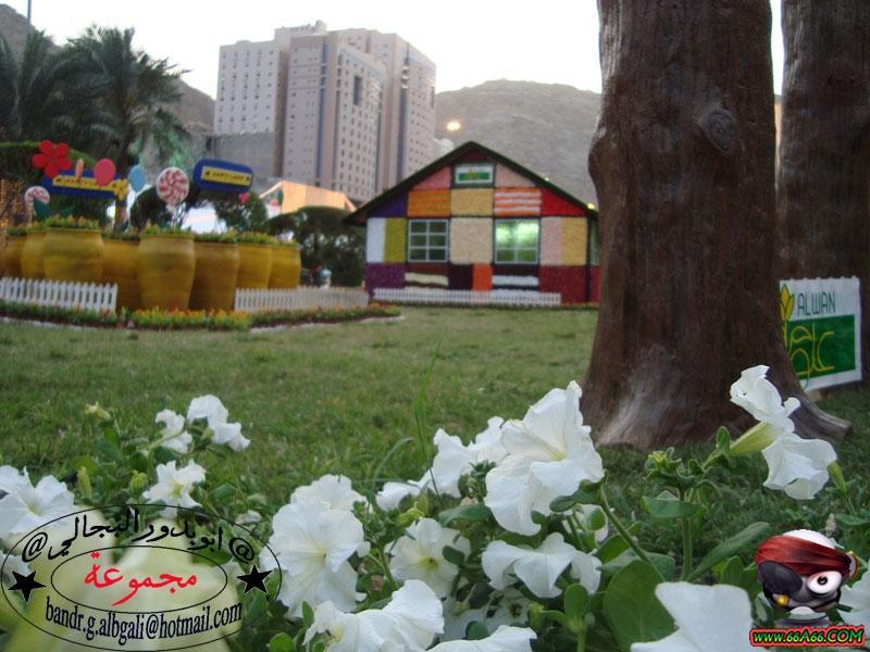 منزل مصنوع من الورد الطبيعي بمكة  Domain-3eb24466c5