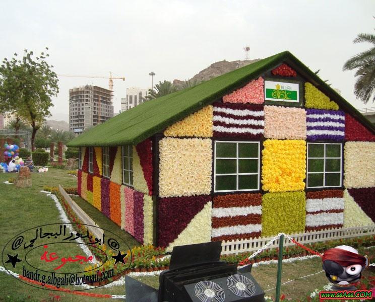 منزل مصنوع من الورد الطبيعي بمكة  Domain-66e81849be